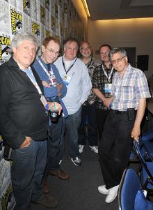 Superman panel at Comic-Con International 2013