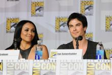 Vampire Diaries at Comic-Con International 2013