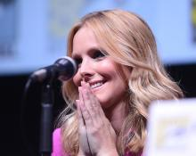 Veronica Mars at Comic-Con International 2013