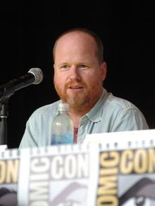 Joss Whedon at Comic-Con International 2013
