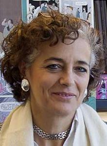 Will Eisner Hall of Fame: Françoise Mouly
