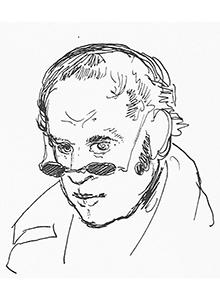 Will Eisner Hall of Fame: Rodolphe Töpffer