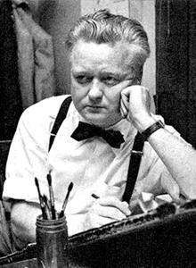 Ernie Bushmiller
