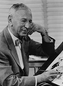 Will Eisner Hall of Fame: Rube Goldberg