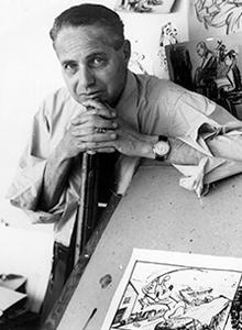 Milt Gross, Will Eisner Hall of Fame