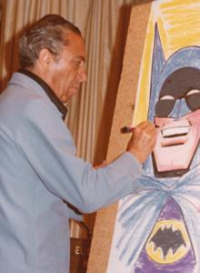 Will Eisner Hall of Fame: Bob Kane
