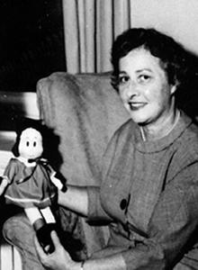 "Marjorie (""Marge"") Henderson Buell"