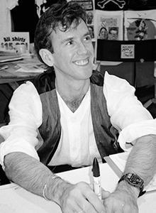 Will Eisner Hall of Fame: Bill Sienkiewicz
