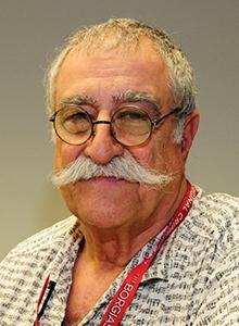 Sergio Aragonés at Comic-Con International 2016