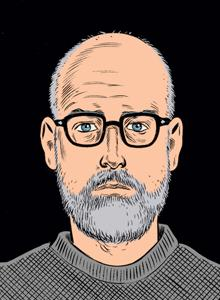 Daniel Clowes at Comic-Con International 2016