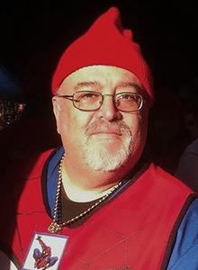 Peter David at Comic-Con International 2016