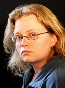 Seanan McGuire at Comic-Con International 2016
