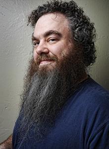 Patrick Rothfuss at Comic-Con International 2016