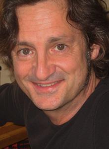 Jeff Smith at Comic-Con International 2016