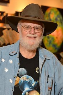 John Trimble at Comic-Con International 2016