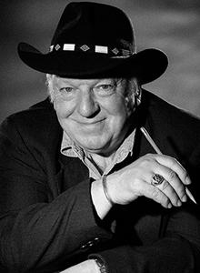 Mike Grell at Comic-Con International 2017, July 20–23 at the San Diego Convention Center