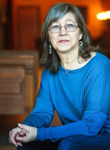 Robin Hobb at Comic-Con International 2017, July 20–23 at the San Diego Convention Center