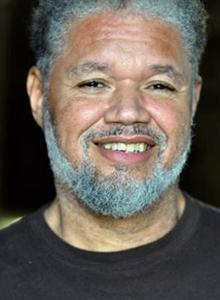 Keith Pollard at Comic-Con International 2017, July 20–23 at the San Diego Convention Center