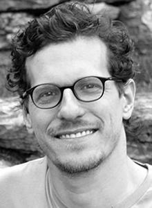 Brian Selznick at Comic-Con International 2017, July 20–23 at the San Diego Convention Center