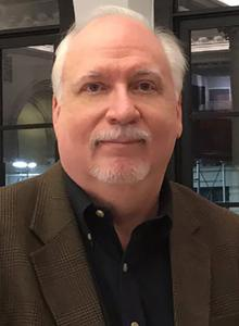J. Michael Straczynski at Comic-Con International 2017, July 20–23 at the San Diego Convention Center