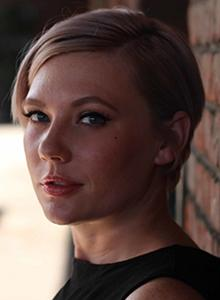 Joelle Jones at Comic-Con International 2018, July 19-22 at the San Diego Convention Center