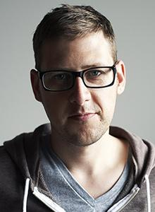 Jeff Lemire at Comic-Con International, July 19-22 at the San Diego Convention Center
