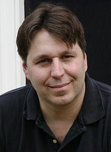 R. A. Salvatore at Comic-Con International 2018, July 19-22 at the San Diego Convention Center