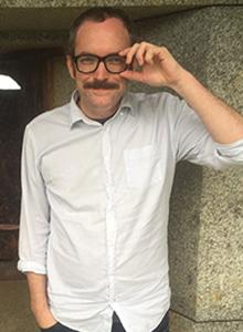 Noah Van Sciver at Comic-Con International 2018, July 19-22 at the San Diego Convention Center