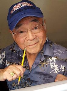 Willie Ito at Comic-Con 2019, July 18-21 at the San Diego Comic Convention