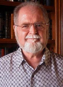 Larry Niven at Comic-Con 2019, July 18-21 at the San Diego Convention Center