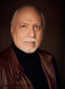 J. Michael Straczynski at Comic-Con 2019, July 18-21 at the San Diego Convention Center
