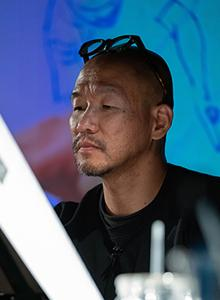 Kim Jung Gi at Comic-Con 2020, July 23–26 at the San Diego Convention Center