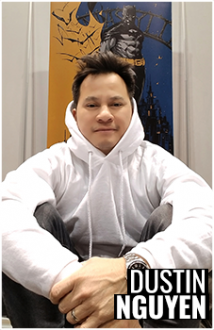Comic-Con Special Edition Guest: Dustin Nguyen