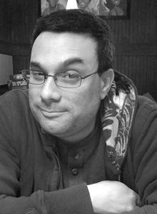Stephen Blackmoore at WonderCon 2016
