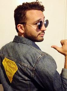 Joe Quinones at WonderCon 2016