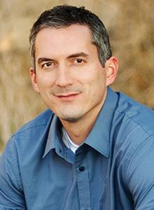 James Dashner at WonderCon Anaheim, March 31–April 2 at the Anaheim Convention Center