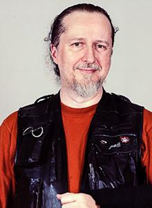 Larry Dixon at WonderCon Anaheim 2017, March 31–April 2 at the Anaheim Convention Center