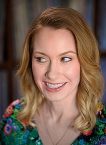 Hope Larson at WonderCon Anaheim 2017, March 31–April 2 at the Anaheim Convention Center