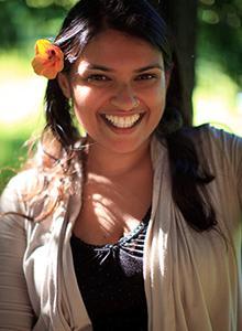 Nidhi Chanani at WonderCon Anaheim 2018, March 23–25 at the Anaheim Convention Center