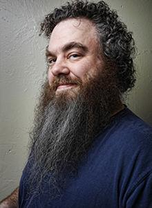 Patrick Rothfuss at WonderCon Anaheim 2018, March 23–25 at the Anaheim Convention Center