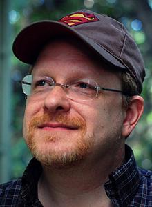 Mark Waid at WonderCon Anaheim 2018, March 23–25 at the Anaheim Convention Center