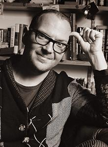 Cory Doctorow at WonderCon Anaheim 2019, March 29-31 at the Anaheim Convention Center