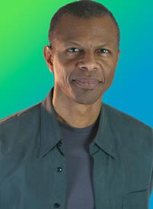 Phil LaMarr at WonderCon Anaheim 2019, March 29-31 at the Anaheim Convention Center
