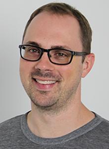 Ryan Meinerding at WonderCon Anaheim 2019, March 29-31 at the Anaheim Convention Center