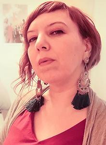 Stephanie Hans at WonderCon Anaheim 2020, April 10-12 at the Anaheim Convention Center