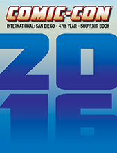 Comic-Con 2016 Souvenir Book