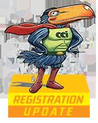 Comic-Con 2017 Registration Update