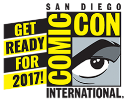 Comic-Con International 2017, July 20–23, at the San Diego Convention Center