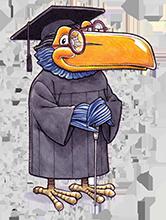 Returning Registration Tech Tips from Professor Toucan