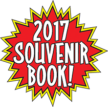 Comic-Con International 2017 Souvenir Book